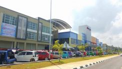FACING MAIN ROAD 3 Storey Shop Lot at Aiman Commercial Kota Samarahan
