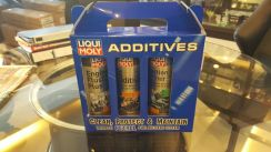 Liqui Moly Petrol Additive Set