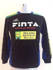 Finta Do Brasil Futsal LS Jersey Jersi JC