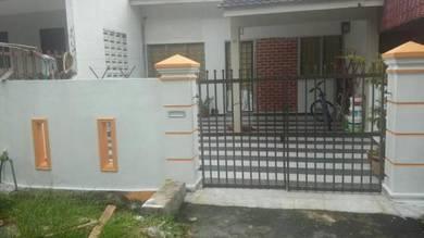 Single story terrace house Taman Pasir Putih