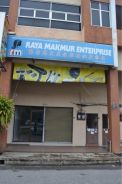 Ground Floor Shoplot- Near Haji Ahmad / Semambu, Facing Main Road