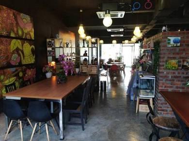 Established Cafe for Take Over ,Prime Location