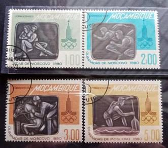 Setem Mozambique 4 pcs - F54