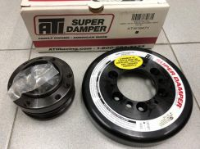 ATI - Super Damper Harmonic Pulley - B18C (RACE)