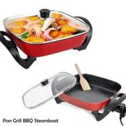 FB161 Best Electric Cooker and Pan Grill