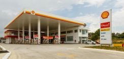 Petrol Station with 2 Storey Warehouse, Ampang for sales