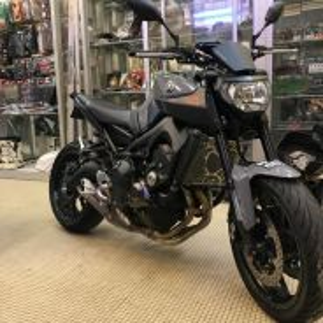 Yamaha mt-09 tiptop