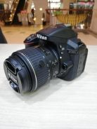 Nikon d5300 with 18-55mm vr ii kit (sc 1k only)