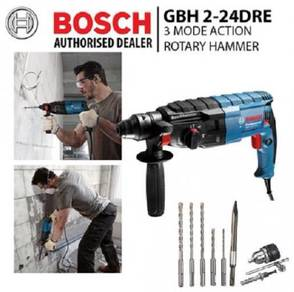 Bosch GBH 2-24 DRE Professional Rotary Hammer c/w
