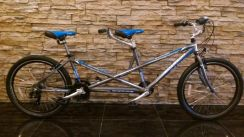 0% GST 21 Speed Tandem Bicycle Basikal - Factory