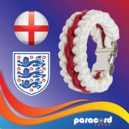 Limited England Paracord Bracelet World Cup 2018