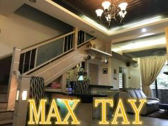 Asia Height Penthouse Furnished & Renovated Ayer Itam