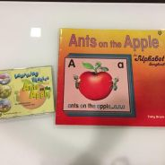 Ants on the Apple Alphabet Songbook & CD Set