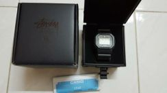 NOS G Shock Stussy Collection