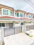 NEW, Double Storey Terrace, MERDANG GAYAM