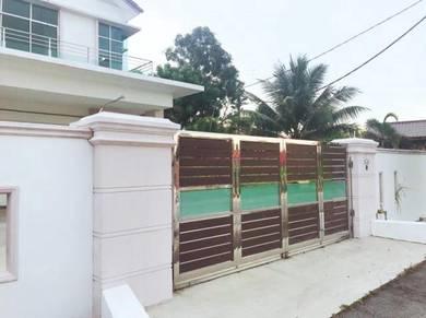 Sg Abong Corner lot Double Semi-D(New)