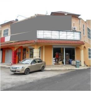 Jalan Paka, Dungun, Double storey SHOPHOUSE - Corner lot