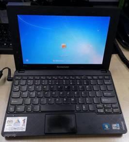 Lenovo Ideapad S110 1Malaysia Netbook