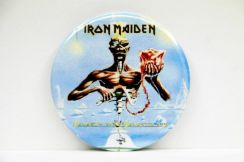 Badge MAGNET - IRON MAIDEN - Seventh Son CD
