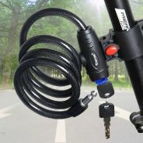 TONYON TY-588 Bicycle Bike Cable Lock D12x1200mm