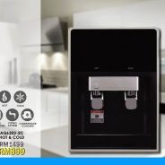 CDE19S 6202-2C Alkaline Water Filter Dispenser