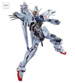 METAL BUILD Gundam F91 Mobile Suit Bandai