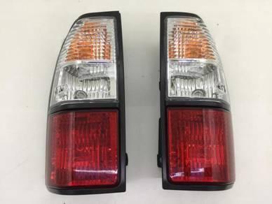 Toyota Prado 90 Tail Lamps CRYSTAL Lights 96-02