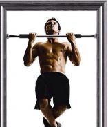 Bar Door Gym Chin Up Doorway Bina Otot Free Post