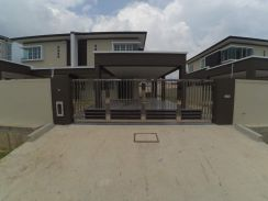 Kemena Sutera New Double Storey Semi Detached