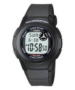 CASIO STANDARD F-200W-1A Digital Watch