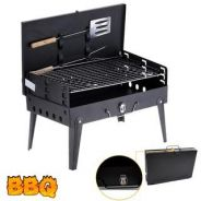 FB157 BBQ Stove With Tools (Rectangular Shape)