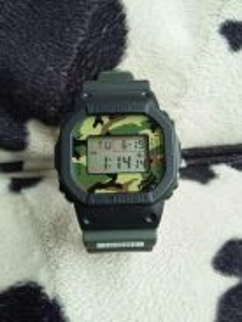 Casio G-Shock DW 5600VT TOMMY Collab