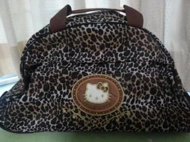 Kitty bowling bag