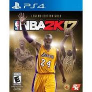 PS4 - NBA 2017 (brand New & Sealed)