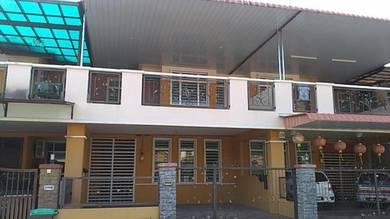 2 sty terrace. Cinta Sayang Resort Homes