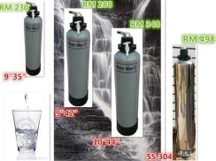 Water Filter / Penapis Air Cash & Carry Ik6