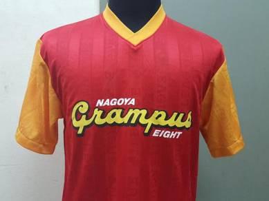 (S)NAGOYA Grampus Fan Jersi -Fit XL