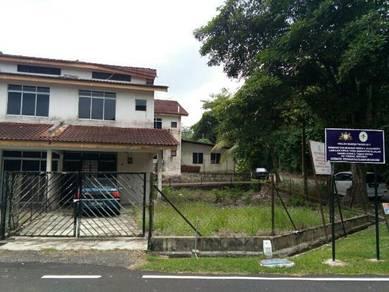 2Sty, medium cost,Taman Kekwa Kg Tengah,Segamat