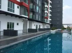Silk Residence Condo Balakong For RENT Super Below Market Price