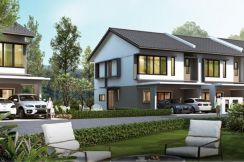 Rebate 23% full loan new 2 storey jalan ipoh