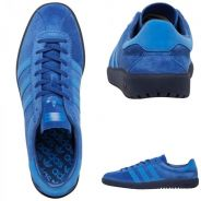 Adidas bermuda biru