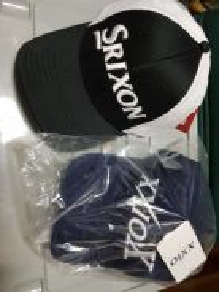 Golf Brand New Cap Srixon & XX10 X