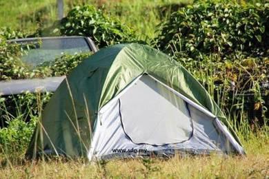 Camping tent frt209_khemah 2 orang