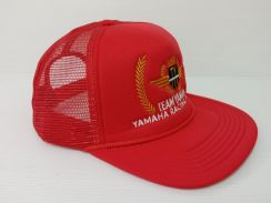 Team Yamaha Retro Trucker Cap