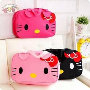 Beg pakaian hello kitty