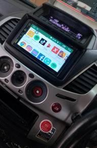 Mitsubishi triton casing panel