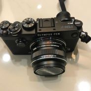 Olympus Pen F with 17mm F1.8