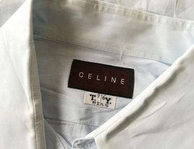 CELINE formal shirt kemeja kueii