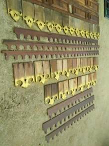 Ukiran kayu rumah lama
