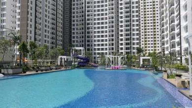 Imperial Residence Condo. High Floor . 2 Car Park. Sungai Ara